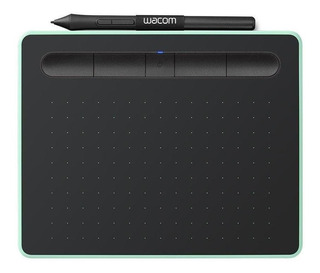 Tableta gráfica Wacom Intuos M with Bluetooth Pistachio green