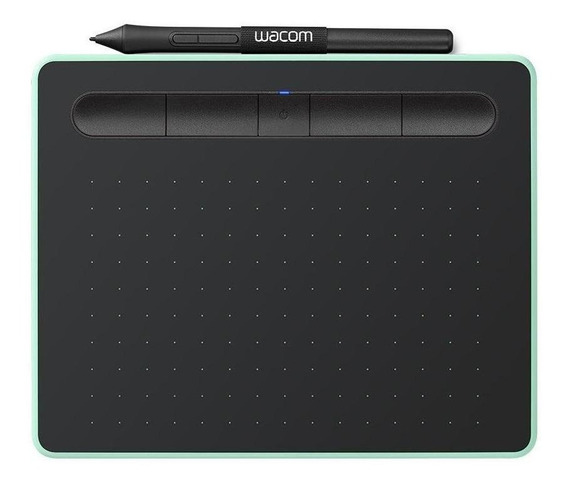 Mesa digitalizadora Wacom Intuos M with Bluetooth Pistachio green
