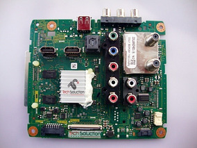 Placa Principal Panasonic 49d400b. Nova
