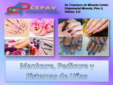 Curso De Manicure, Pedicure Y Sistema De Uñas