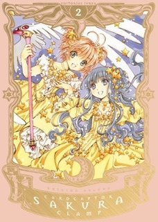Card Captor Sakura Edicion Deluxe 02 - Clamp
