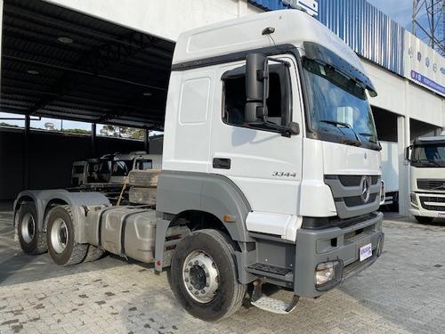 Imagem 1 de 14 de Mercedes-benz Axor 3344 S 6x4 2p (e5)