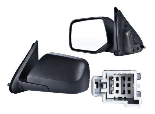 Imagen 1 de 1 de Espejo Ford Escape 2008 A 2012 Electrico Corrugado Negro Premier/hybrid/limited/xls/base/xlt