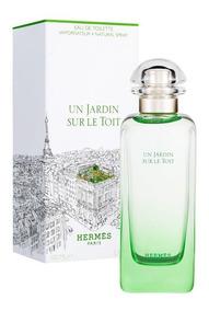 Decant Amostra Unissex Do Hermes Un Jardin Sur Le Toit 10ml