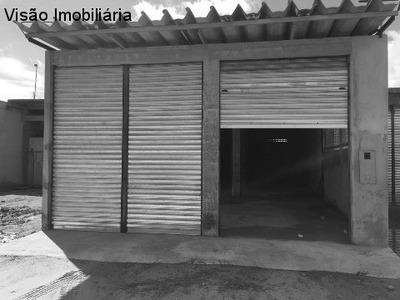 Alugo Ponto Comercial Com 200m2 Rua Principal Do Distrito Industrial Ii - Pt00064 - 32371266
