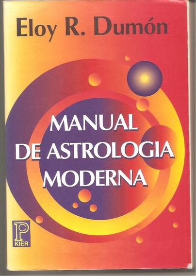 Manual De Astrologia Moderna - Em Espanhol - Dumón, Eloy R.