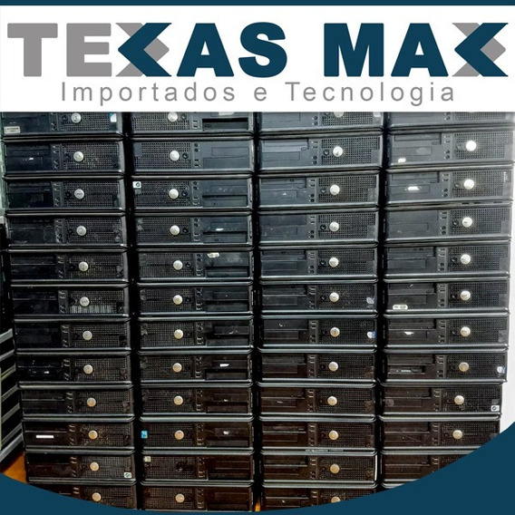 Lote 10 Kits. Dell Optplex 780 Core 2 Duo Ddr3 2gb Mem.hd 80