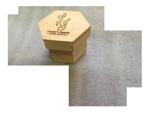 Caja De Madera Personalizable