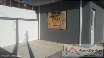 Casa Para Venda Em Mogi Das Cruzes, Parque Olimpico, 2 Dormitórios, 1 Banheiro, 4 Vagas - 3105