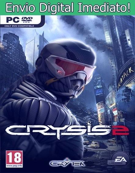 Crysis 2 Pc Hd Original Envio Imediato!