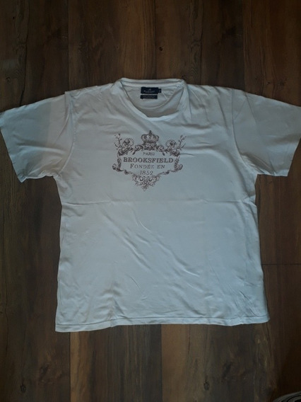 Remera Brooksfield Paris 1852