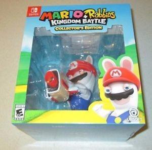 Edicion Colleccion - Mario + Rabbids Kingdom Battle Nuevos