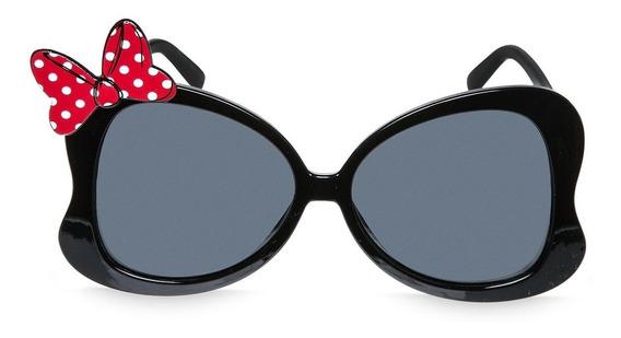 Óculos De Sol Da Minnie Disney - Original Com Proteção Uv