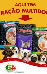 Rações Linha Multidog Premium- ( Adulto /pq Porte / Filhote)
