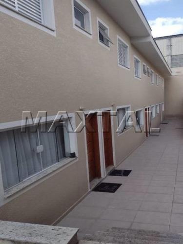 Imagem 1 de 14 de Sobrado Em Condominio  - Mi86011