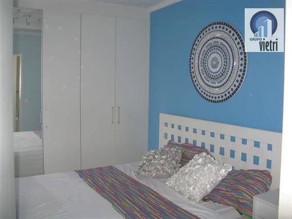 Apartamento Residencial À Venda, Parque Novo Mundo, São Paulo. - Ap1255