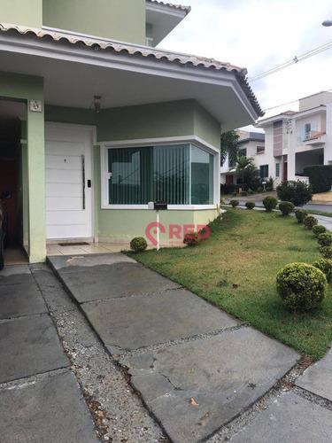 Sobrado Com 3 Dormitórios À Venda, 386 M² Por R$ 1.325.000,00 - Condomínio Vila Dos Inglezes - Sorocaba/sp - So0274