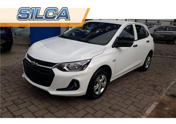 Chevrolet Onix Ls 1.2 2020 Blanco 0km