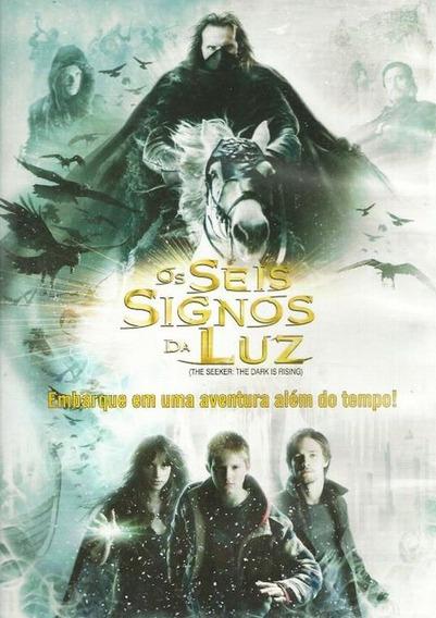 Dvd - Os Seis Signos Da Luz - Original Lacrado