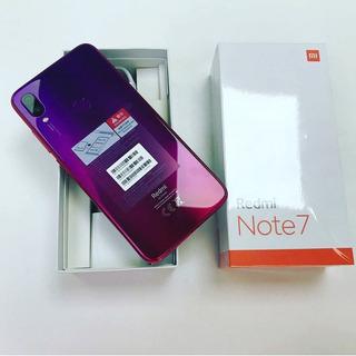 Celular Redmi Note 7 Vermelho