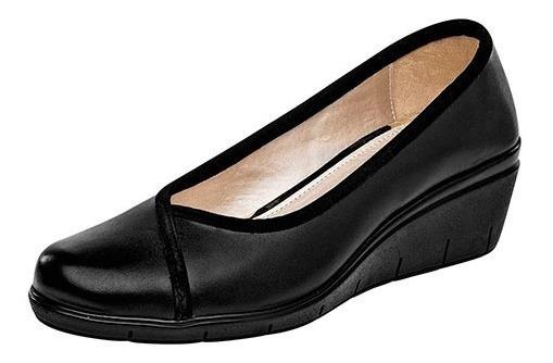 Zapato Casual O Vestir Dama Green Love 98034 Negro 22-26 T5