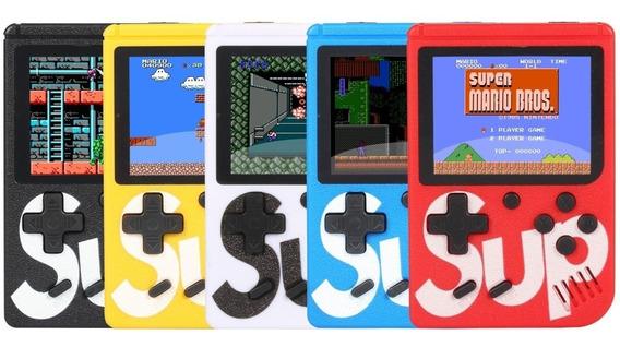 Mini Game Portátil 400 Jogos Internos Retro Oferta