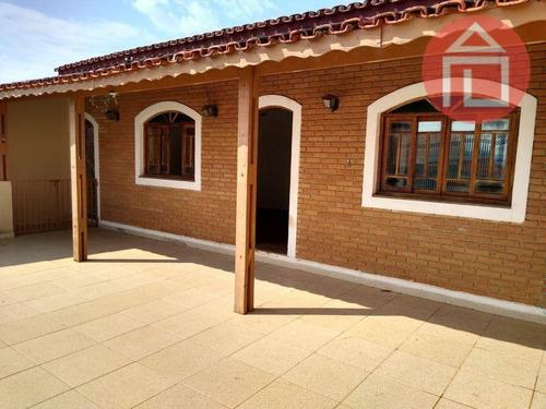 Imagem 1 de 11 de Casa Com 3 Dormitórios À Venda, 183 M² Por R$ 399.950,00 - Vila Municipal - Bragança Paulista/sp - Ca0497