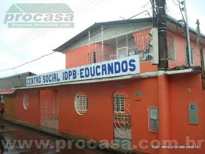 Prédio Em Educandos, Manaus - 6461
