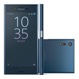 Smartphone Sony Xperia Xz F8331 Azul 3gb/32gb 1chip Vitrine