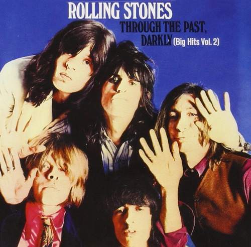 Cd The Rolling Stones Through The Past Darkly Big Hits Vol 2
