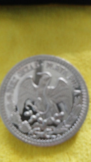 Moneda De 10 Onsas De Plata Libertad