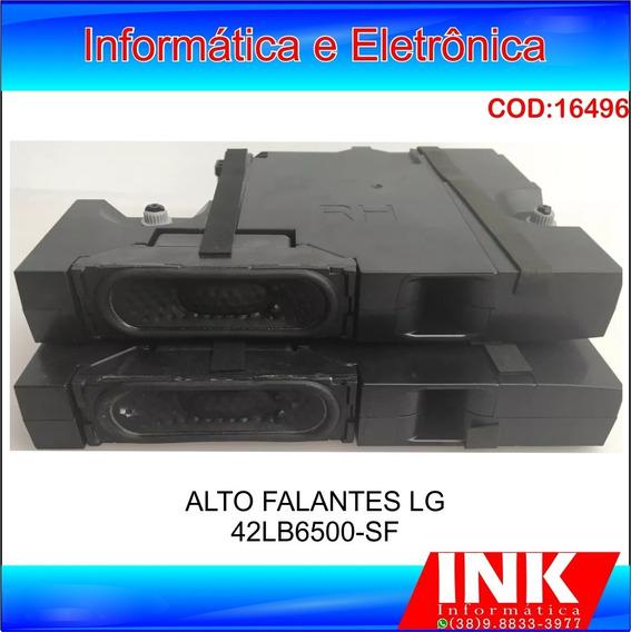 Alto Falantes Lg 42lb6500-sf Original