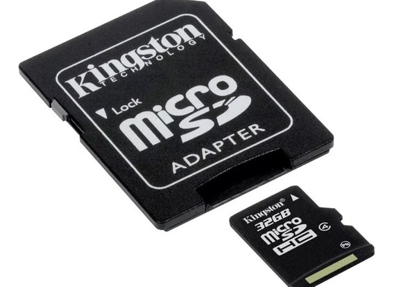 Cartao De Memoria Micro Sd 32gb