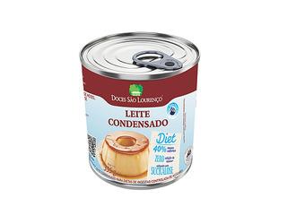 Leite Condensado Diet 335g - Doces São Lourenço