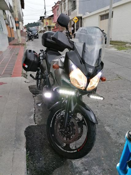 Moto Susuki V Strom Dl 650