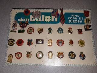 Pines Equipos Fútbol / Don Balón