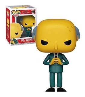 Funko Pop! 501 Mr. Burns Original - Candos Jugueteria