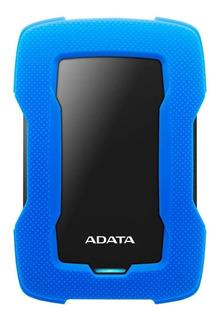 Disco duro externo Adata AHD330-2TU31 2TB azul