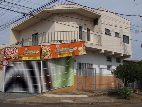 Casa Para Aluguel, 2 Quartos, 2 Vagas, Parque Planalto - Santa Bárbara D