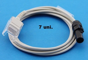 Sensor De Spo2 Tipo Clip Compatível Dixtal Novametrix