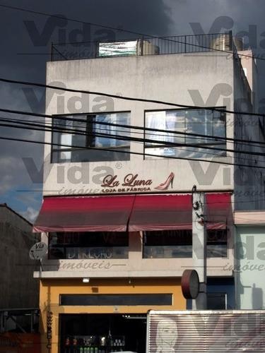 Imagem 1 de 15 de Loja/salão Para Locação Em Jardim Das Flores  -  Osasco - 27119