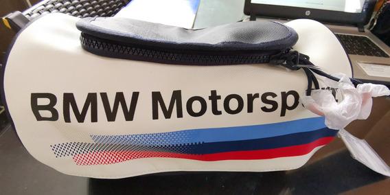 Bolso De Mano Bmw Motorsport Usado - Elegante - Acept Paypal