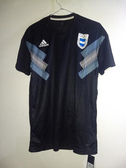 Camiseta Argentina Futsal Jjoo Juventud 2018 Original Nueva