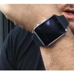 Relógio Inteligente Smartwatch Android E Bluetooth Sony Lg