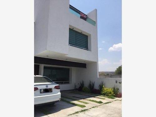 Casa Sola En Venta Fraccionamiento Hacienda San Gabriel