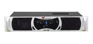 Venetian Am 500 Amplificador Potencia 2200w Dsp 2x500w 8