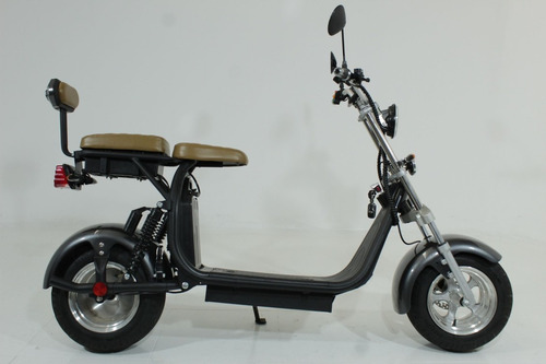 Full Electric Custom 2020 Marrom