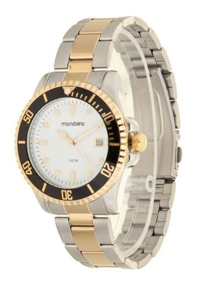 Relógio Mondaine 94295gpmbbs4 Prata