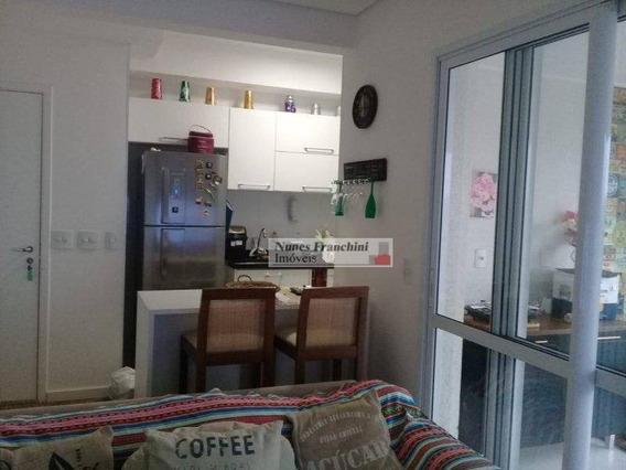 Apartamento Com 2 Dormitórios À Venda, 72 M² Por R$ 580.000,00 - Lauzane Paulista - São Paulo/sp - Ap7294