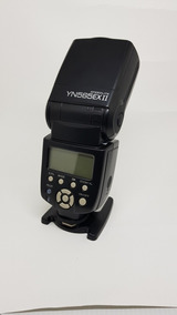Flash Yongnuo Speedlite Yn565ex Ii Ttl Para Câmeras Canon